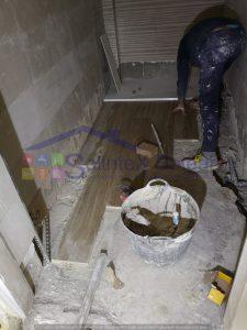 Instalación suelo laminado Son Rapinya