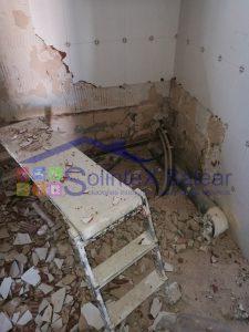 Demolición baño Palma