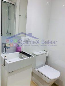 Instalación de lavabo y sanitario en Mallorca