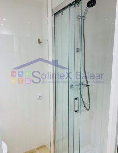 Instalación de mampara de ducha en Palma de Mallorca