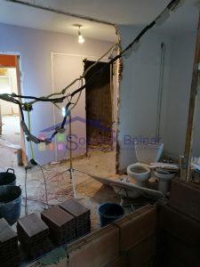 Reestructuración casa Mallorca