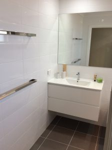 Instalación muebles lavabo Mallorca