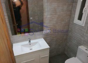 Instalación mueble lavabo Palma de Mallorca