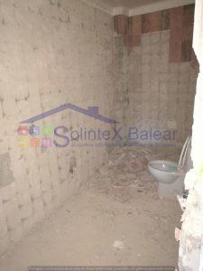Demolición baño Son Rapinya