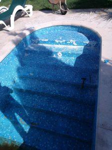 Alicatado piscina Palma de Mallorca