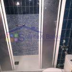 Instalación mampara de ducha corredera