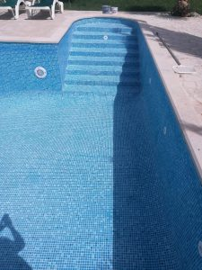 Alicatado piscinas Mallorca