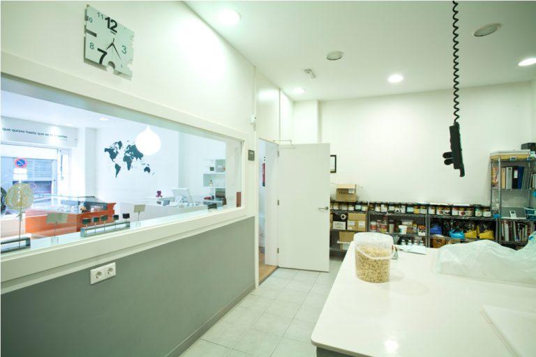Reforma cocina industrial Mallorca