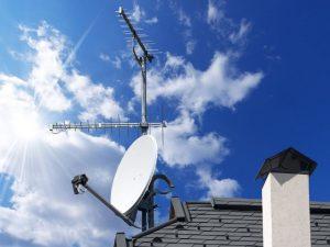 Instalación antenas parabólicas