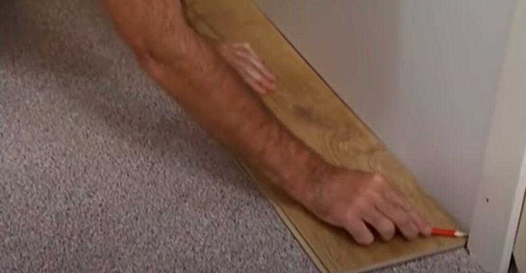 cortar puertas tarima flotante mallorca