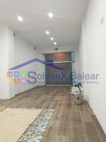 Instalación suelo Mallorca