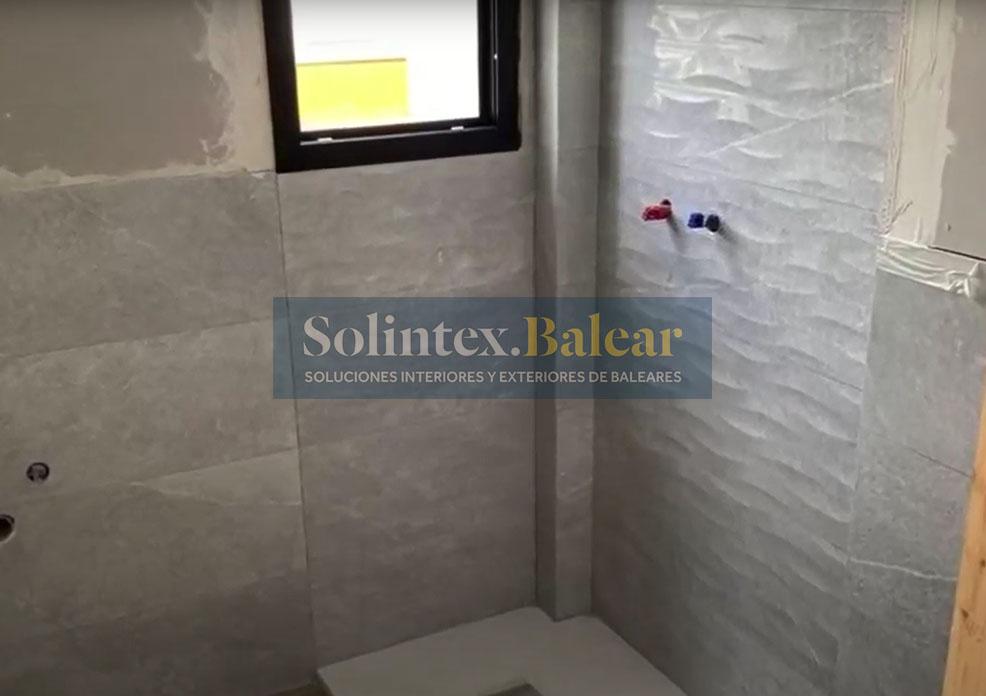 Alicatado baños Palma de Mallorca