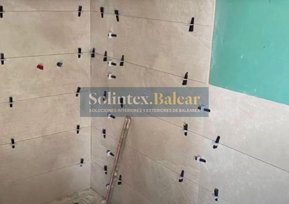 Alicatado baño Mallorca