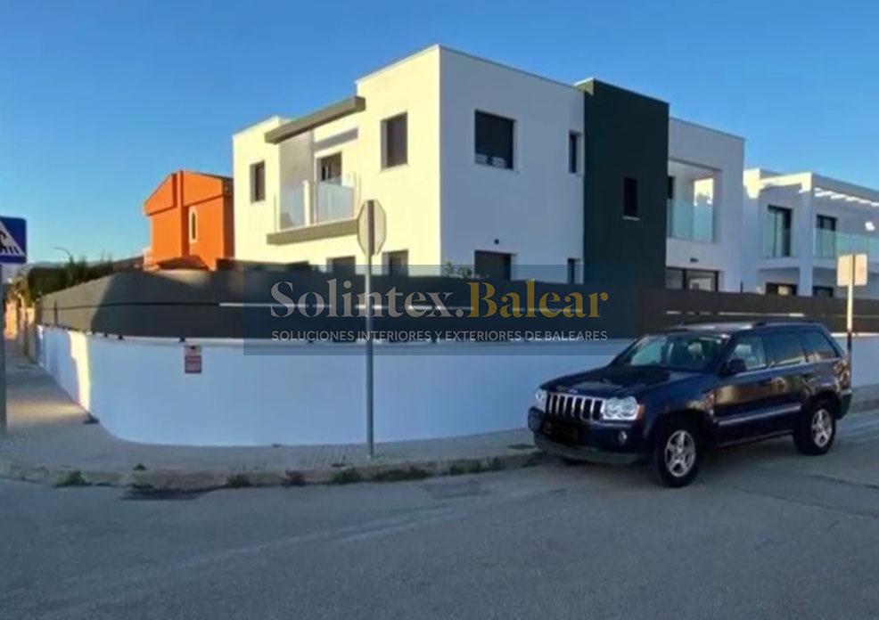 Chalet nueva construcción Mallorca