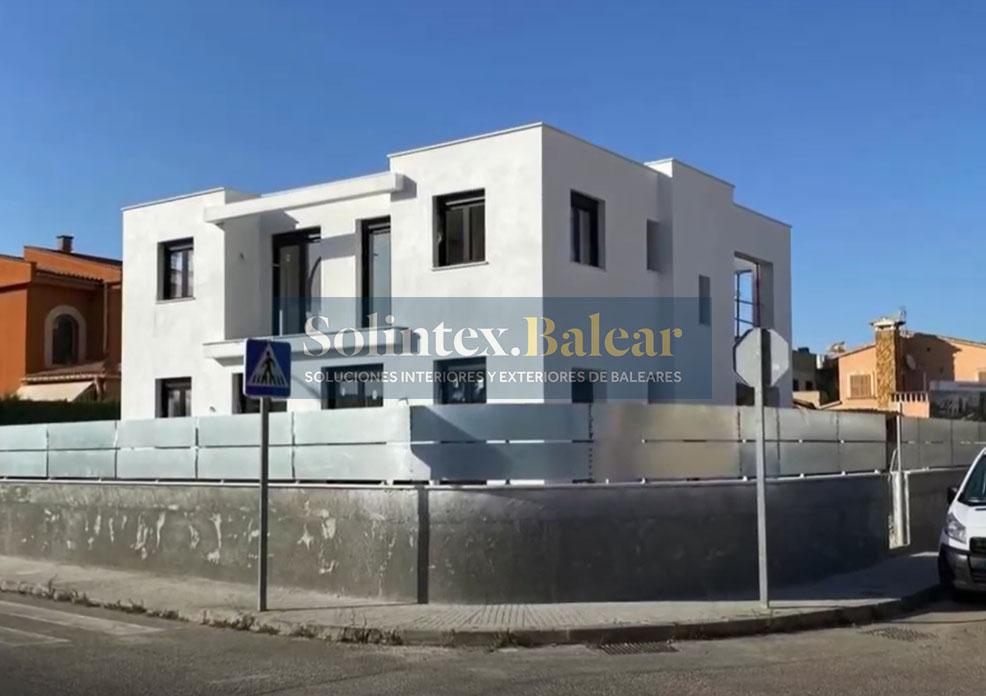 Construcción chalets Palma de Mallorca