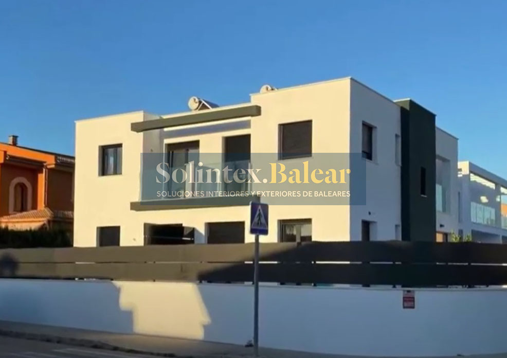 Construcción chalets Mallorca