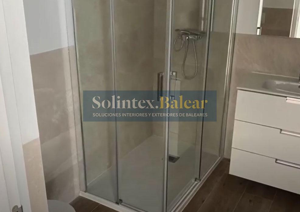 Instalación duchas Mallorca