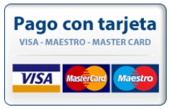 Reparación eléctrica pago con tarjeta