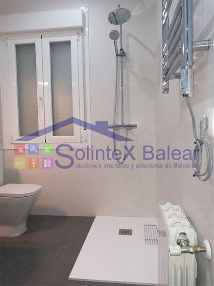 Instalar plato de ducha en Palma de Mallorca
