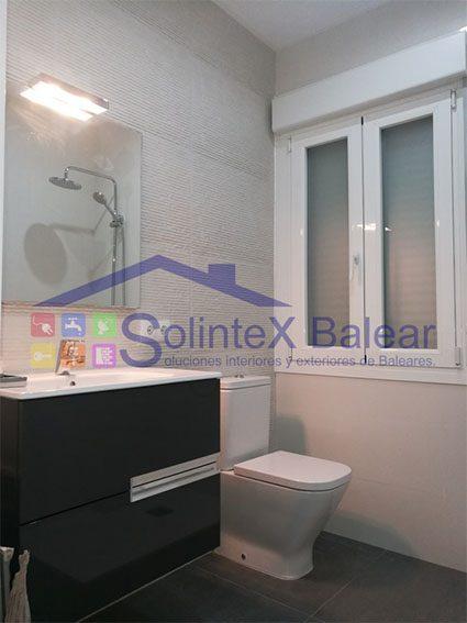 Instalación wc y lavabo Mallorca
