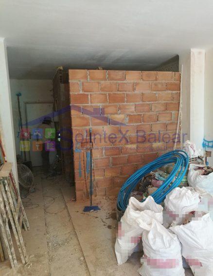 Demolición paredes Palma de Mallorca
