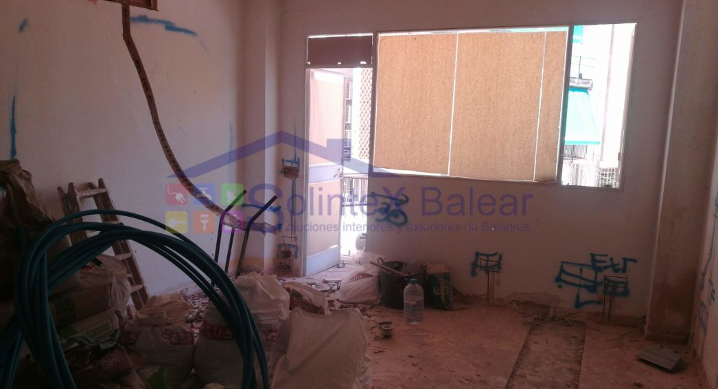Replanteo instalaciones Palma de Mallorca