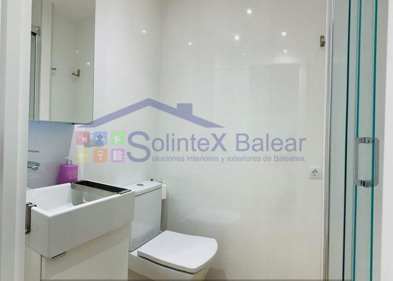 Reforma de baño en Palma de Mallorca